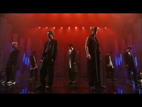 THE RAMPAGE from Exile Tribe / LA FIESTA Live at Music Fair Show - YouTube