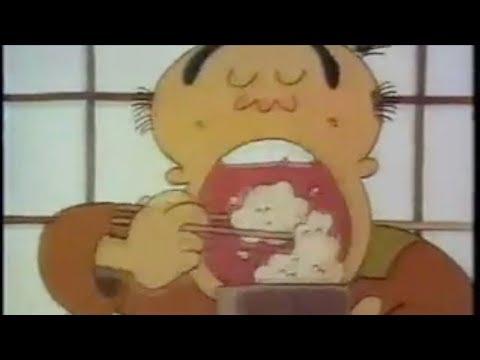 日本グルメ昔話【飯シーン】Japanese folk tales Gourmet - YouTube