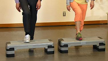 運動で健康 「スローステップで体力アップ」 | NHK健康チャンネル