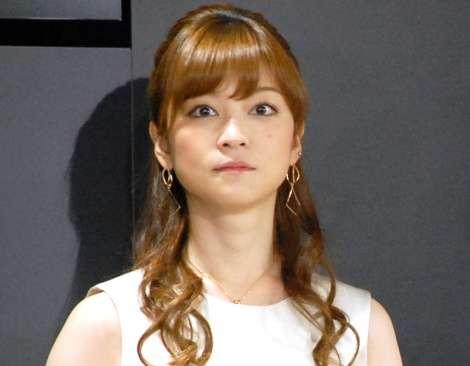 吉澤ひとみ、衝突事故をブログで謝罪「ご迷惑をおかけしました」   ORICON NEWS