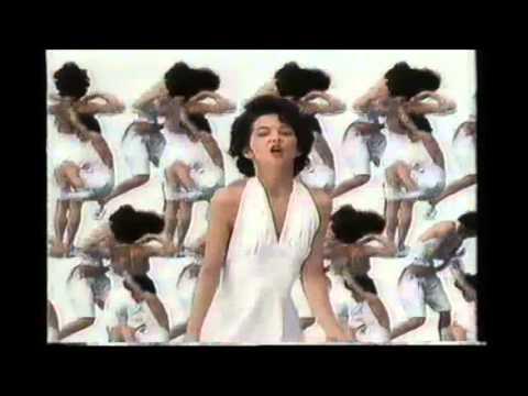 SONY BB Liberty(ステレオ) CM 1989年 レベッカ - YouTube