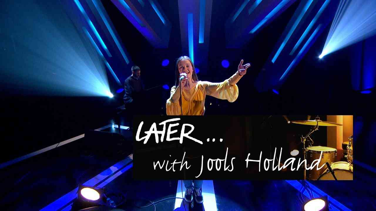 Sigrid - Don't Kill My Vibe - Later… with Jools Holland - BBC Two - YouTube