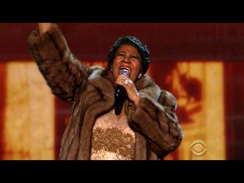 Aretha Franklin (You Make Me Feel Like) A Natural Woman - Kennedy Center Honors 2015 - YouTube