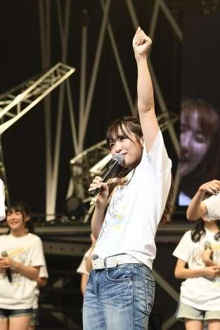 SKE48松村香織、最後まで破天荒な卒業発表 48グループ現役最年長