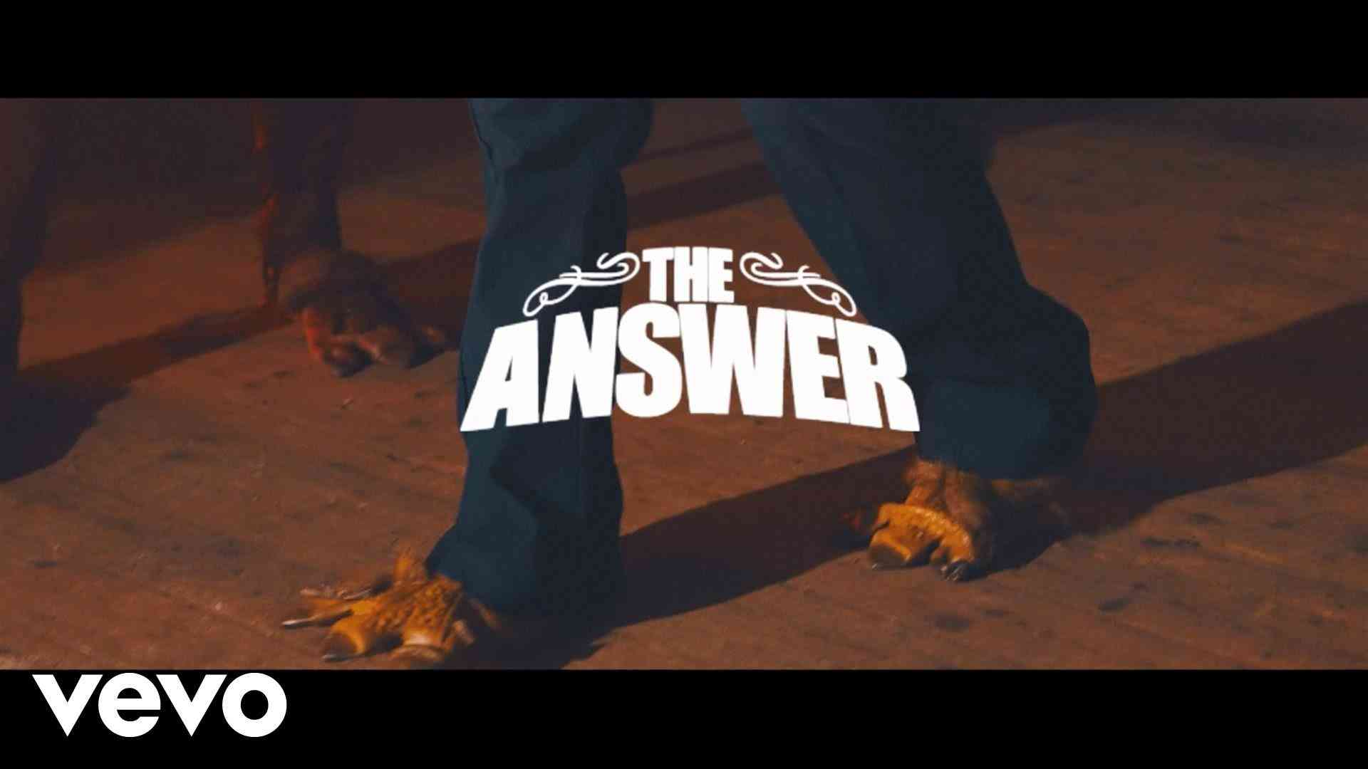 The Answer - Red - YouTube
