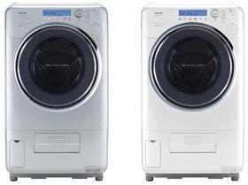 東芝、世界初のエアコン機能付き洗濯機 - ITmedia NEWS