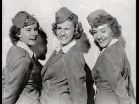 Andrews Sisters - Medley - YouTube