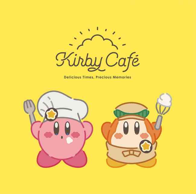 星のカービィの『KIRBY CAFÉ(カービィカフェ)』東京ソラマチ4階に期間限定オープン!