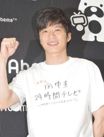 田中圭、Abemaで『24時間テレビ』 時間内に鈴木おさむとドラマ制作