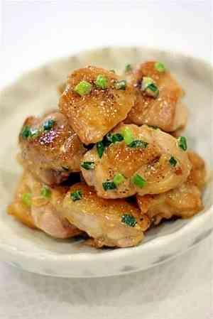 冷めてもおいしい! 鶏もも肉のマヨポン和え レシピ・作り方 by ryoripapa 楽天レシピ