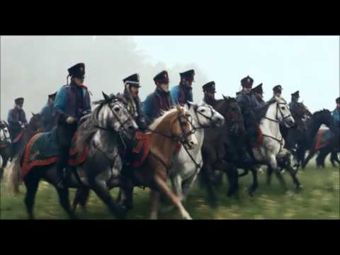 Napoleonic cavalry charge battle scene, War and Peace (2016) - YouTube