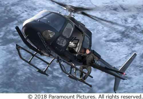 トム・クルーズ主演映画の歴代最高興収を樹立