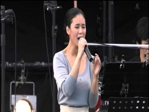 Teshima Aoi手嶌葵 / さよならの夏 ~コクリコ坂から~ - YouTube