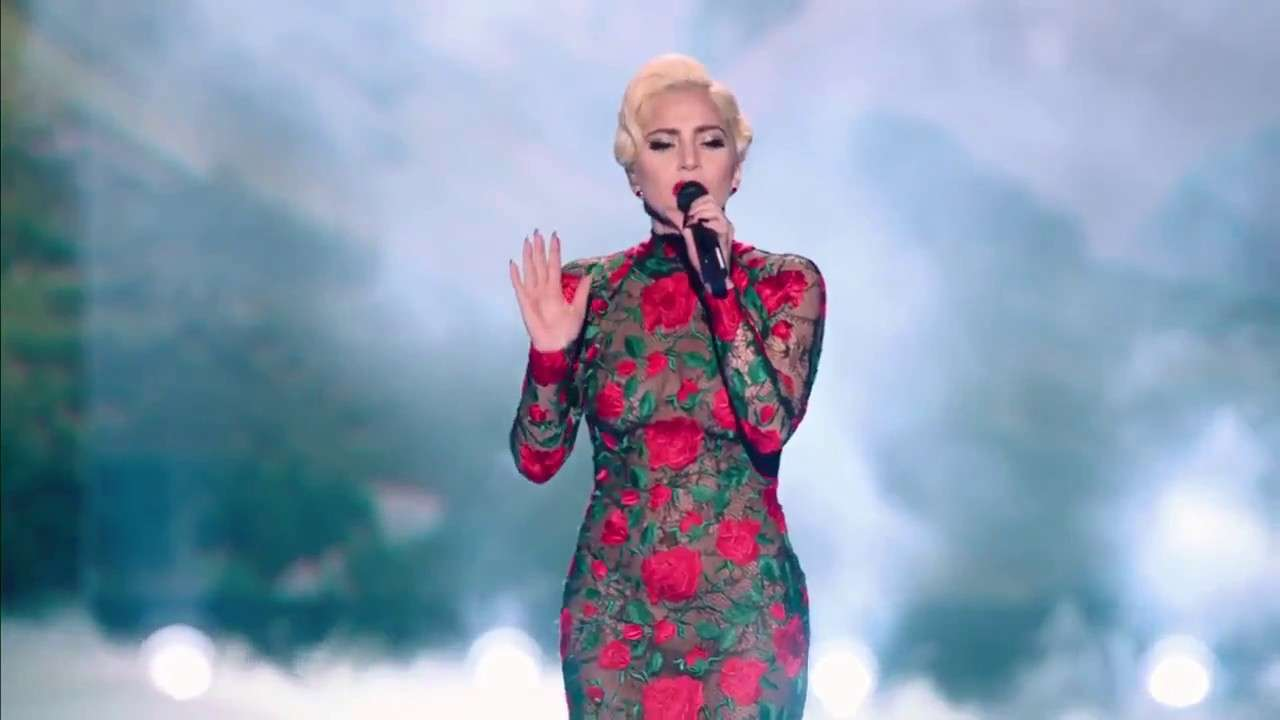 Lady Gaga - Million Reasons (Live from the Victoria's Secret 2016 Fashion Show) - YouTube