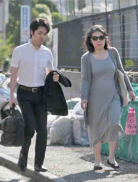 小室圭さんの母、パート先から姿消す 息子を追って渡米説も