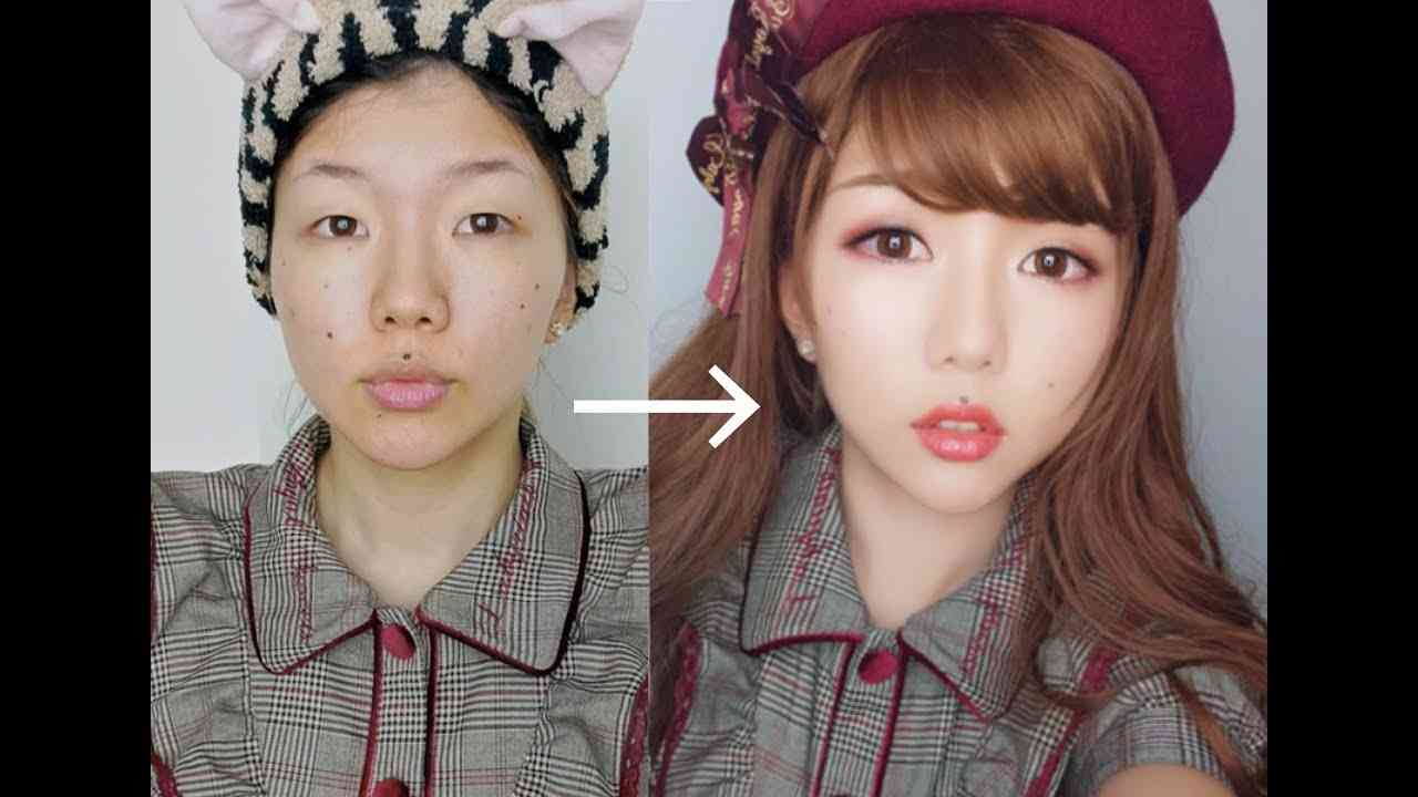 HOW TO LOOK YOUNGER? A soft girly makeup tutorial