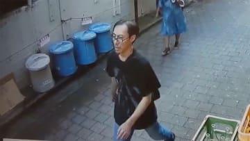 新宿駅で男が線路に逃走 埼京線車内で盗撮行為か