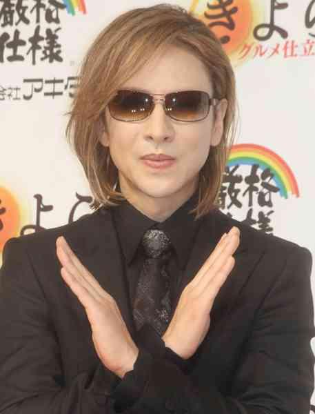 YOSHIKI、バラエティー活躍のToshlに違和感 不自然な排除