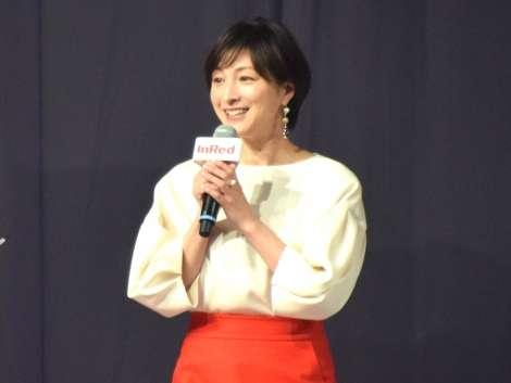 広末涼子「おばあちゃんでも女優」宣言 来年デビュー25周年
