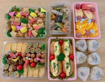 「胸キュン止まらず」辻希美、次男の運動会に感動 豪華な手作り弁当も大公開