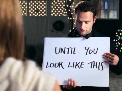 Love Actually - To me you are perfect - YouTube