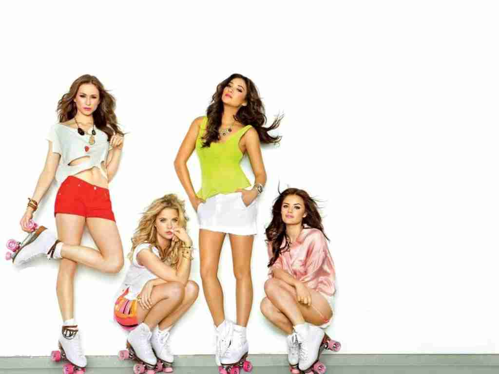 Pretty Little Liars TV Show images PLL<333 HD wallpaper and background photos (30339892)