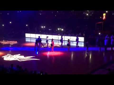 Bリーグ 琉球ゴールデンキングスの演出が凄いと話題に‼︎ - YouTube