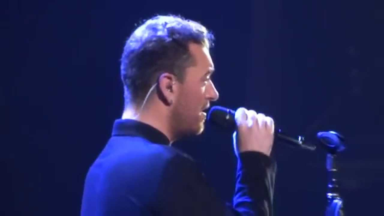 Sam Smith - Not In That Way / Can't Help Falling In Love 7-21-15 Tampa, FL - YouTube