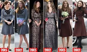キャサリン妃、産休明け初の公務に2年前に購入したZARAの3,900円パンツを着用