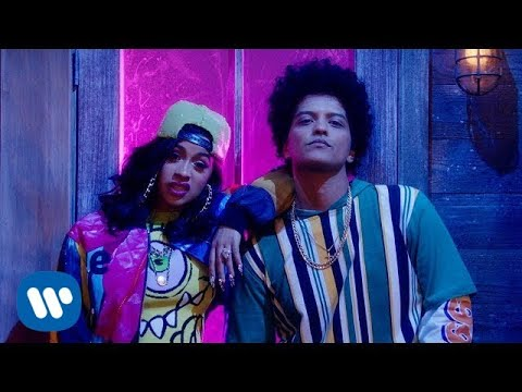 Bruno Mars - Finesse (Remix) [Feat. Cardi B] [Official Video] - YouTube