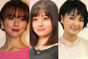 橋本環奈、葵わかな、真野恵里菜、AKB48らアイドル出身女優の明暗