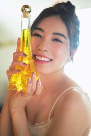松井珠理奈「5キロ増じゃアイドル失格だね」元気になって『FLASH』カバー飾る | ORICON NEWS