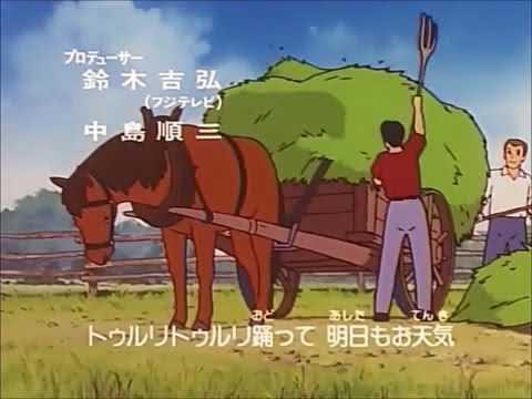 世界名作劇場 若草物語 ナンとジョー先生 OP ED - YouTube