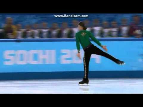 Jason Brown FS Team - Olympic Winter Games Sochi 2014 - YouTube